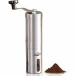 The Best Manual Coffee Grinder Options: JavaPresse Manual Coffee Grinder