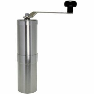 The Best Manual Coffee Grinder Options: Porlex Jp-30 Stainless Steel Coffee Grinder