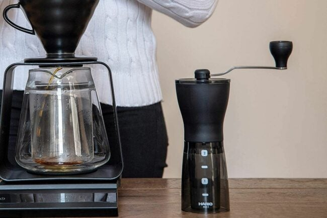 The Best Manual Coffee Grinder Option