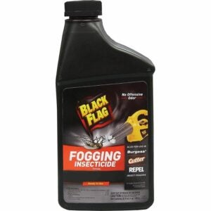 The Best Mosquito Killer Option: Black Flag 190255 32Oz Insect Fogger Fuel