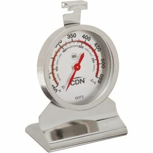 The Best Oven Thermometer Option: CDN 09502000854 ProAccurate Oven Thermometer