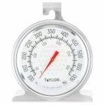 The Best Oven Thermometer Option: Taylor TruTemp Series Oven/Grill Dial Thermometer