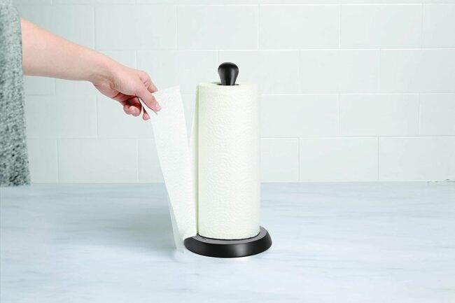 The Best Paper Towel Holder Option