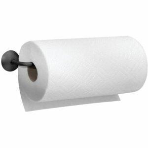 The Best Paper Towel Holder Option: mDesign Metal Wall Mount Paper Towel Holder