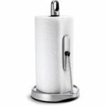 The Best Paper Towel Holder Option: simplehuman Tension Arm Paper Towel Holder