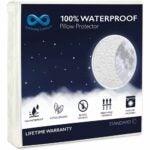 The Best Pillow Protector Options: Everlasting Comfort Waterproof Pillow Protectors