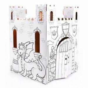 The Best Playhouse Option: Easy Playhouse Fairy Tale Castle
