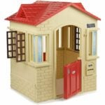 The Best Playhouse Option: Little Tikes Cape Cottage Playhouse