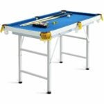 "The Best Pool Table Options: Costzon 47"" Folding Billiard Table"