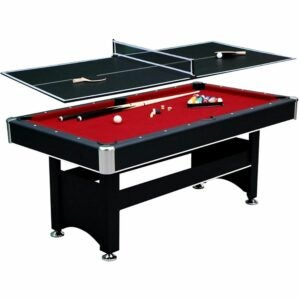 The Best Pool Table Options: Hathaway Spartan 6' Pool Table