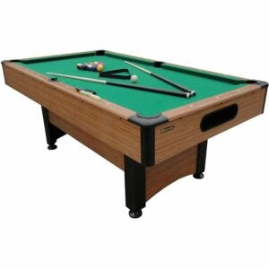 The Best Pool Table Options: Mizerak Dynasty Space Saver 6.5' Billiard Table