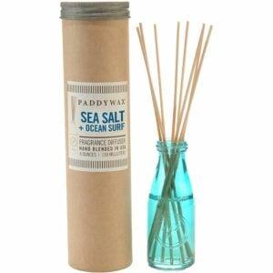 最好的簧片漫射器选项:Paddywax Relish Collection Reed油漫射器集