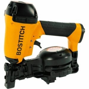 The Best Roofing Nailer Option: BOSTITCH Coil Roofing Nailer (RN46)