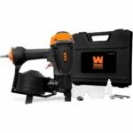 The Best Roofing Nailer Option: WEN 61783 Pneumatic Coil Roofing Nailer