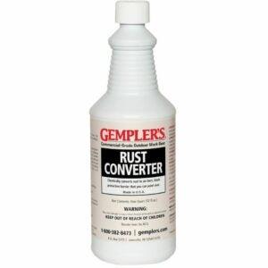 最佳防锈转炉选择:GEMPLER环保型RCQ防锈转炉和底漆