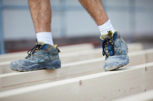 The Best Shoes for Roofing Option
