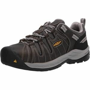 The Best Shoes for Roofing Option: Keen Utility Men's Flint II Non-Slip Work Shoe