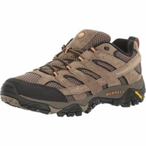 The Best Shoes for Roofing Option: Merrell Men's Moab 2 Vent Hiking Shoe