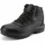 The Best Shoes for Roofing Option: Nortiv 8 Men's Waterproof Hiking Boots