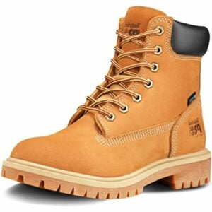 The Best Shoes for Roofing Option: Timberland PRO Women's Waterproof Industrial Boot