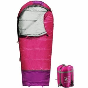 The Best Sleeping Bags for Kids Option: REDCAMP Kids Sleeping Bag for Camping