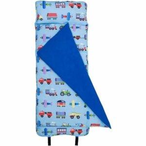 The Best Sleeping Bags for Kids Option: Wildkin Original Nap Mat with Pillow