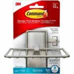 The Best Soap Dish Options: Command Soap Dish, Satin Nickel, 1-Soap Dish