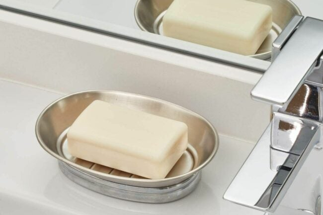 The Best Soap Dish Option