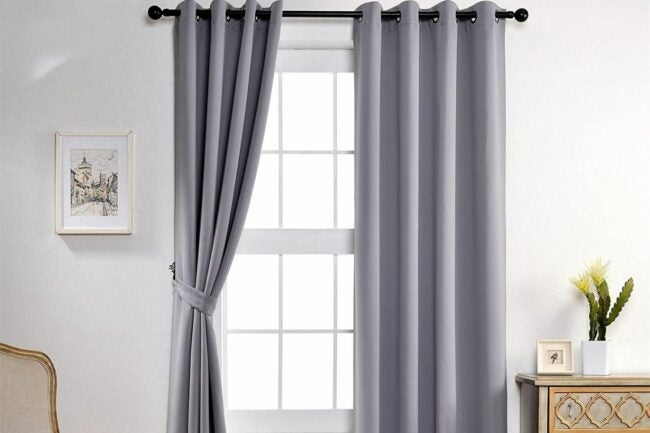 The Best Soundproof Curtains Option
