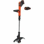 The Best String Trimmer Option: BLACK+DECKER LSTE525 Lithium Easy Feed String Trimmer