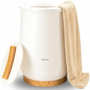 The Best Towel Warmer Option: Keenray Bucket Style Towel Warmers