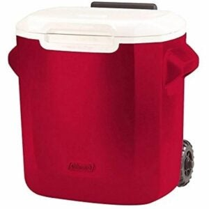 The Best Wheeled Cooler Option: Coleman 16-Quart Personal Wheeled Cooler