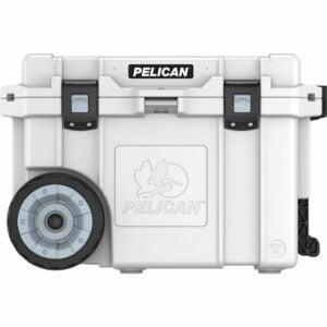 最好的轮式冷却器选项:鹈鹕精英冷却器带轮子