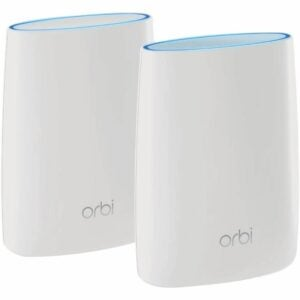 The Best WiFi Extender Option: NETGEAR Orbi Tri-band Whole Home Mesh WiFi System