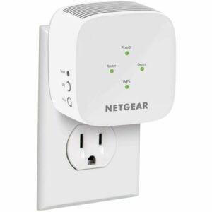 The Best WiFi Extender Options: NETGEAR WiFi Range Extender EX5000