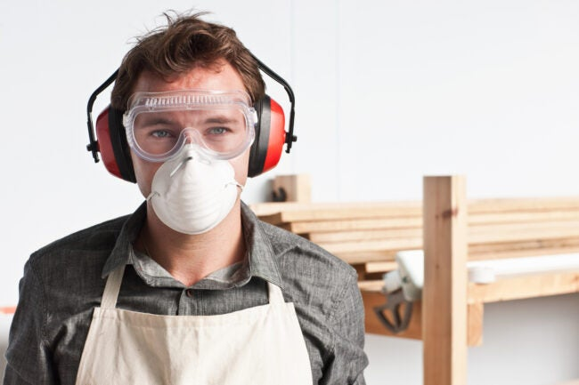 best-dust-mask-for-woodworking