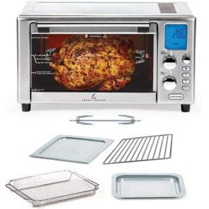 Best Air Fryer Toaster Oven Options: Emeril Lagasse Power Air Fryer 360