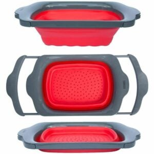 The Best Best Colander Options: Comfify Collapsible Over the Sink Colander