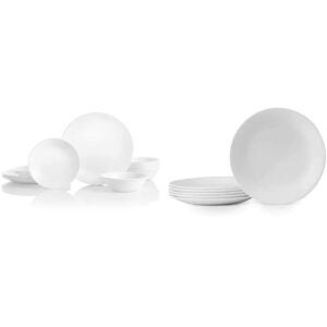 Best Dinnerware Set Options: Corelle Service for 6, Chip Resistant