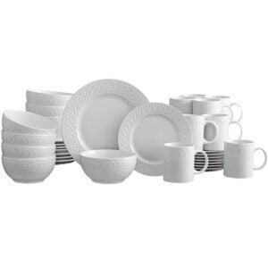 Best Dinnerware Set Options: Pfaltzgraff Sylvia Dinnerware Set