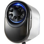 The Best Electric Pencil Sharpener Options: Bostitch Antimicrobial QuietSharp Glow