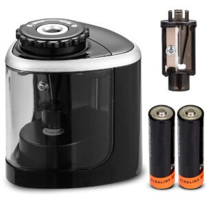 The Best Electric Pencil Sharpener Options: Pencil Sharpeners, Electric Pencil Sharpener