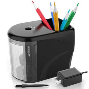 The Best Electric Pencil Sharpener Options: [Upgrade] Electric Pencil Sharpener