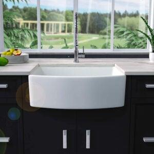 Best Farmhouse Sink Options: 30 Farmhouse Sink White