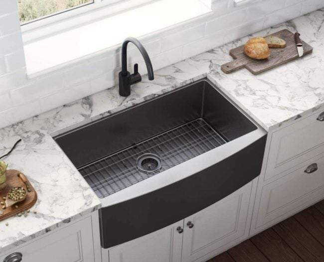 Best Farmhouse Sink Options