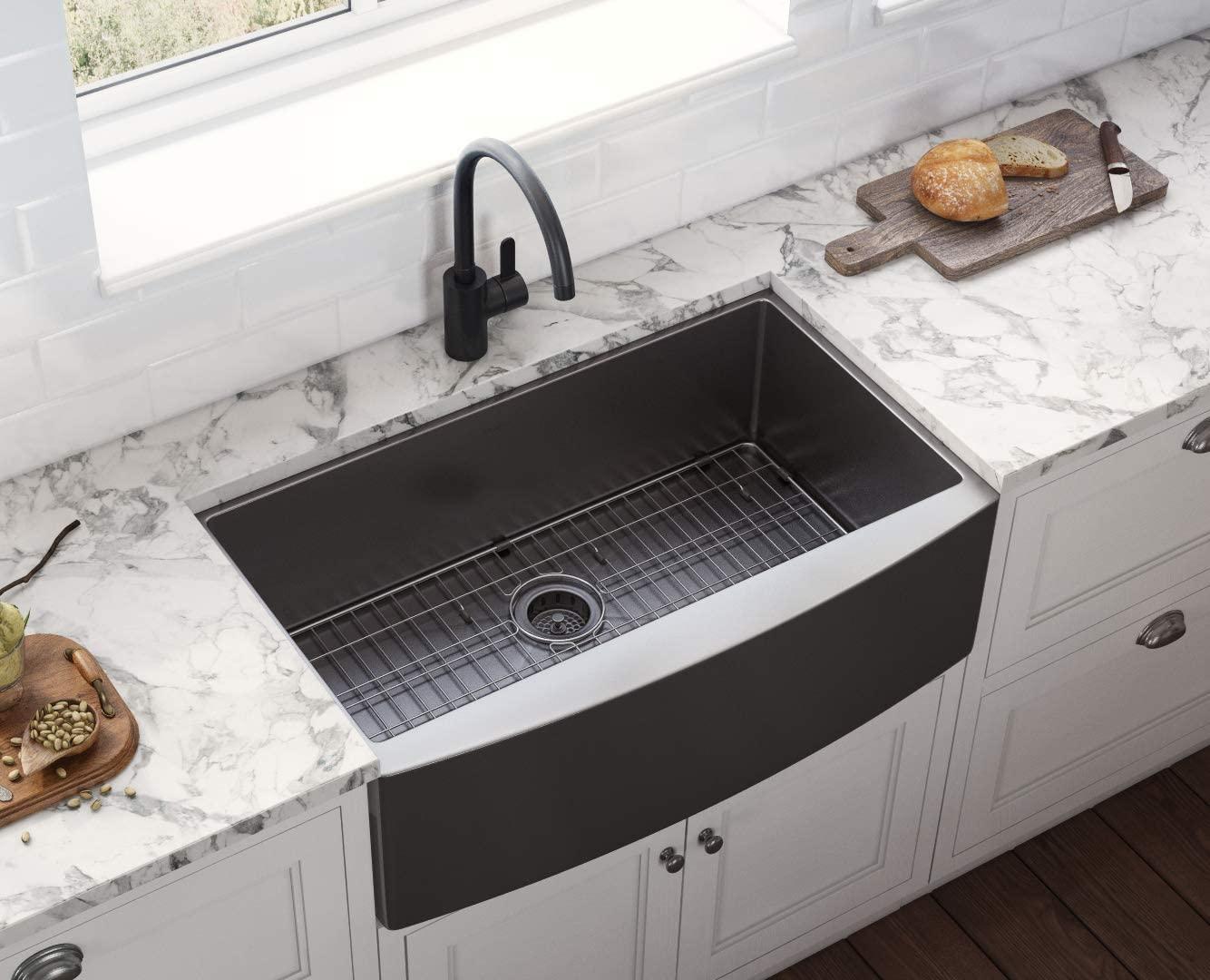 The Best Farmhouse Sink Models For Kitchen Bob Vila