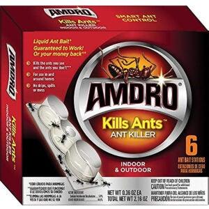 The Best Fire Ant Killer Options: Amdro Liquid Ant Bait Stations