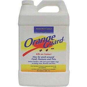 The Best Fire Ant Killer Options: Orange Guard 101 Home Pest Control Gallon
