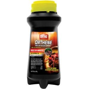 The Best Fire Ant Killer Options: Ortho Orthene Fire Ant Killer
