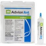 The Best Fire Ant Killer Options: Syngenta Advion Ant Gel 4 tubes 30 grams each